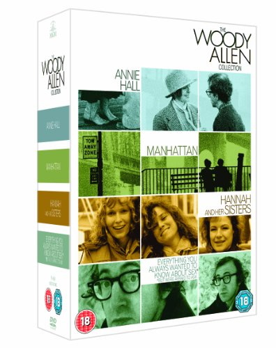 The Woody Allen 4 Film Collection