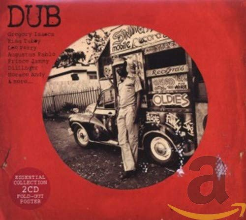 Various - Dub:  40 Original Rough and Rugged Cuts By Various
