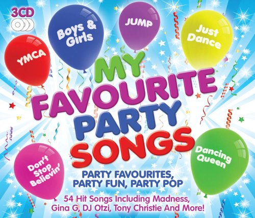 Various - My Favourite Party Songs By Various