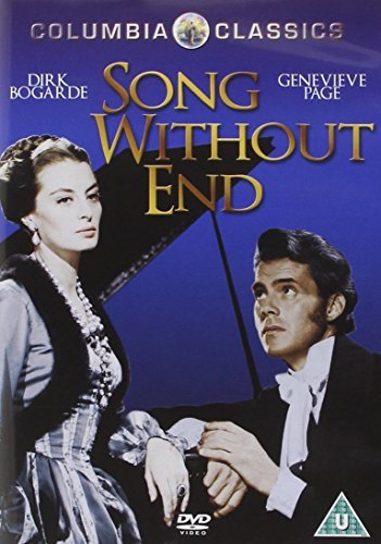 Song-Without-End-DVD-CD-DEVG-FREE-Shipping