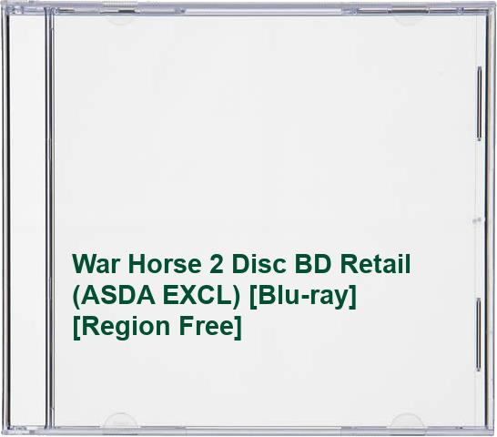 War-Horse-2-Disc-BD-Retail-ASDA-EXCL-Blu-ray-Region-Free-CD-Z2VG