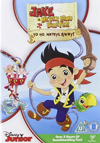 Jake-Never-Pirates-Magical-Gift-YoHo-DVD-CD-X0VG-FREE-Shipping