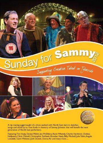 Sunday for Sammy 2012