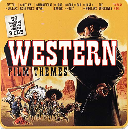 Various - Western Film Themes: 60 Memorable Themes By Various