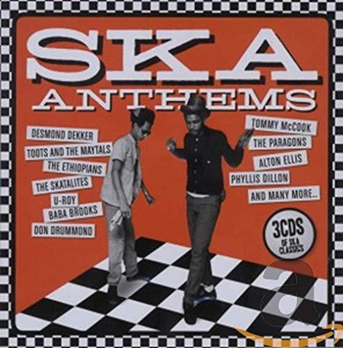 Various - Ska Anthems By Various