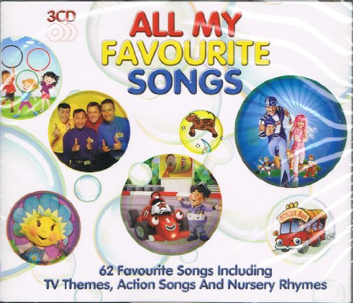 Various Artists - All My Favourite Songs