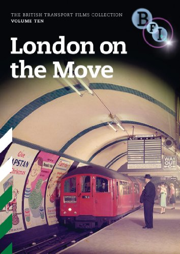 British Transport Films: Collection 10 - London On the Move