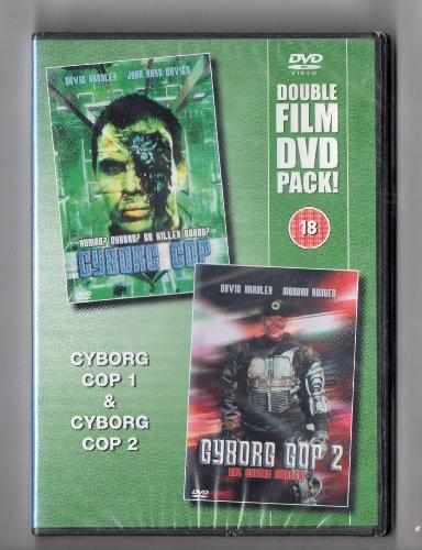 Cyborg Cop 1 & Cyborg Cop 2