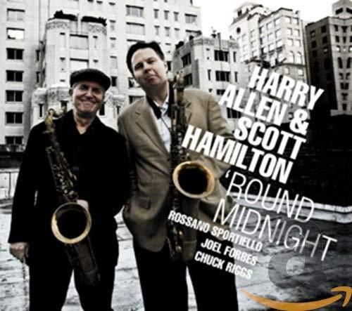 Scott Hamilton - 'Round Midnight By Scott Hamilton