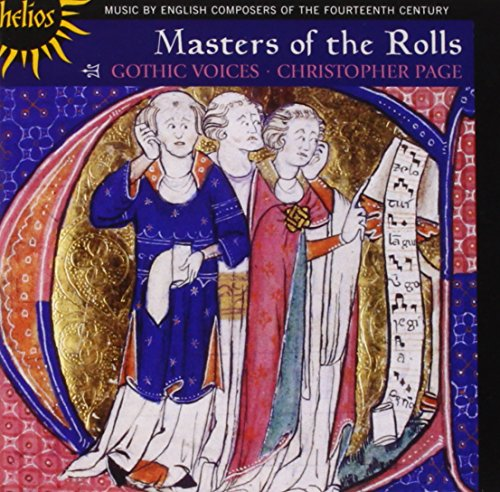 Gothic Voices - Masters Of The Rolls