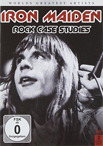 Iron Maiden - Iron Maiden - Worlds Greatest Artists - Rock case studies