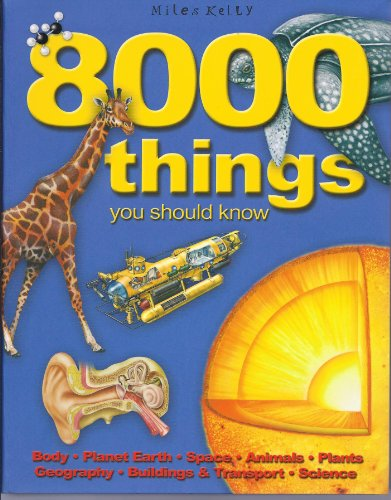 8000 Things You Should Know By Edited by Belinda Gallaher