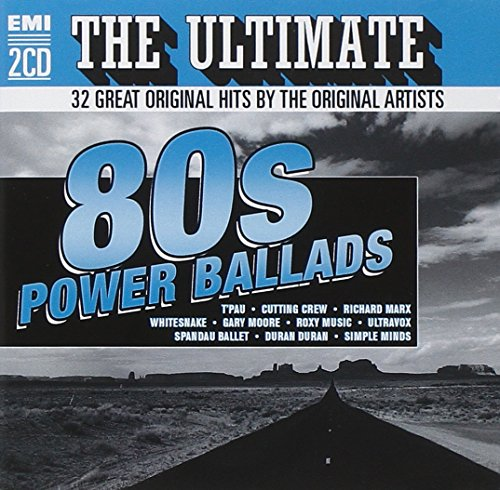 Various Artists - The Ultimate Eighties Power Ballads