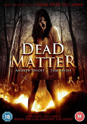 Dead-Matter-DVD-CD-H2VG-FREE-Shipping