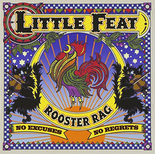 Little Feat - Rooster Rag By Little Feat