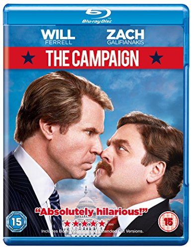 The Campaign (Blu-ray + UV Copy)