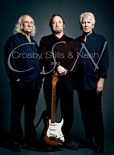 Crosby, Stills & Nash - Crosby, Stills & Nash: 2012(NTSC DVD+CD]