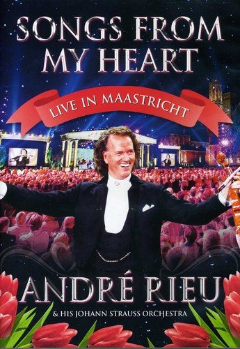 André Rieu - Songs From My Heart