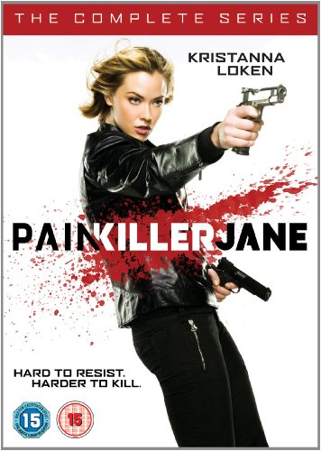 Painkiller Jane - The Complete Series