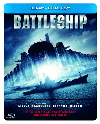 Battleship - Limited Edition Steelbook (Blu-ray + Digital Copy + UV Copy)