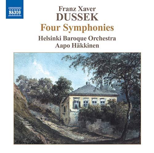 Helsinki Baroque Orchestra - Dussek: Four Symphonies (Naxos: 8.572683) (Helsinki Baroque Orchestra/ By Helsinki Baroque Orchestra