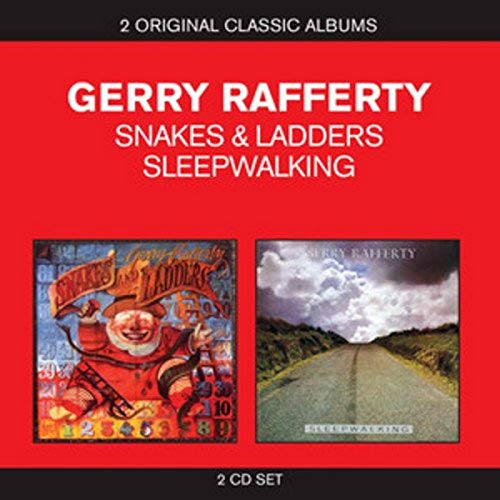 Gerry Rafferty - Classic Albums: Snakes & Ladders/Sleepwalking By Gerry Rafferty