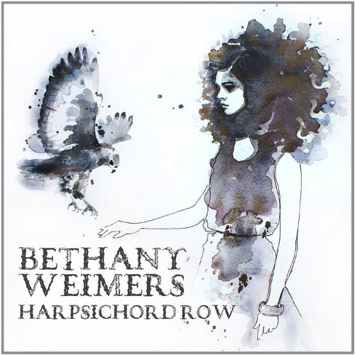 Weimers, Bethany - Harpsichord Row By Weimers, Bethany