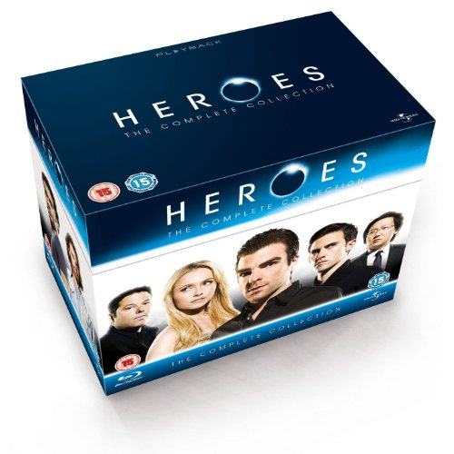 Heroes: The Complete Collection