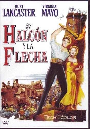 The Flame And The Arrow (El Halc?n Y La Flecha) Spanish import, plays in English