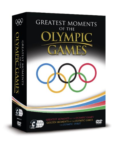 Greatest Moments Of The Olympics Triple Pack