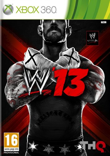 WWE 13 (Xbox 360)
