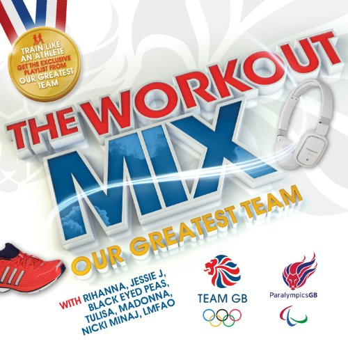 Various Artists - The Workout Mix: Our Greatest Team - Various Artists