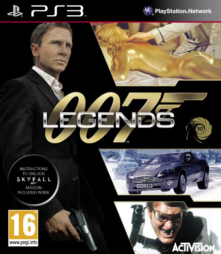 James Bond: 007 Legends (PS3)