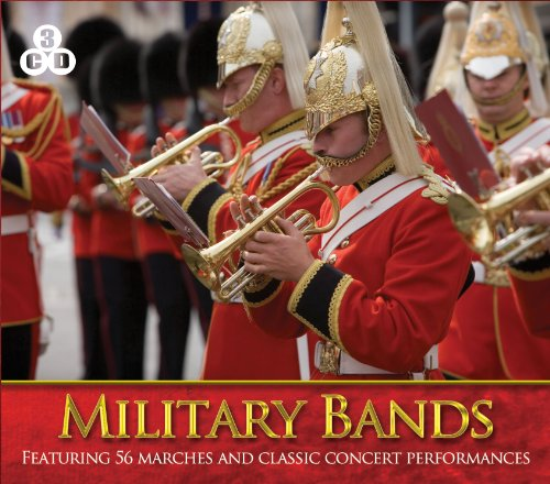 Various Artists - Military Bands