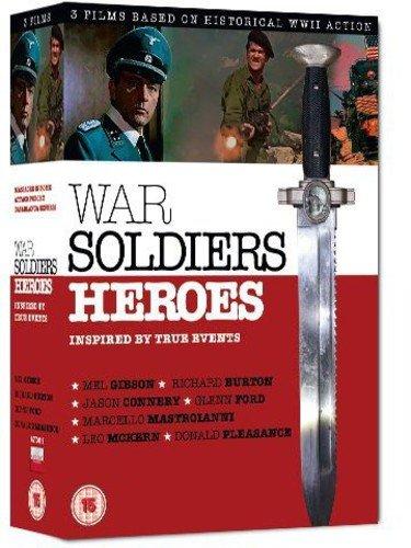 War, Soldiers, Heroes Box Set