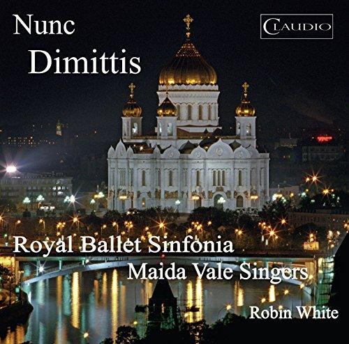 Maida Vale Singers - Nunc Dimittis (Russian Sacred Music) (Claudio Records: CR6012-6) (Royal Ballet