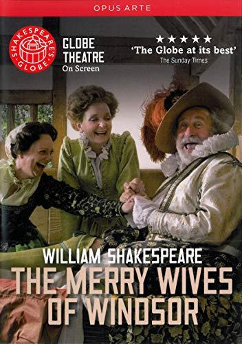 Shakespeare: The Merry Wives Of Windsor (Christopher Benjamin/ Serena Evans/ Sarah Woodward) [Globe
