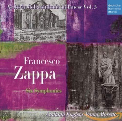 Zappa, Francesco - Six Symphonies