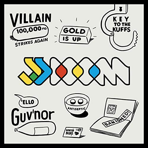 Jj Doom - Key To The Kuffs By Jj Doom
