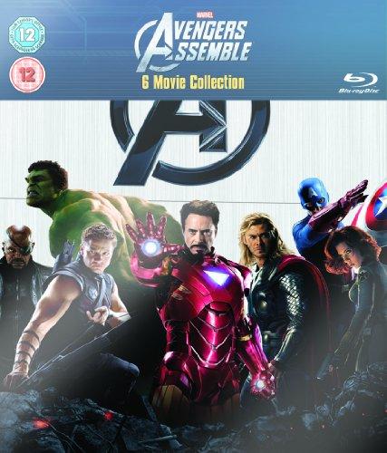 Marvel?s The Avengers - 6-Disc Box Set