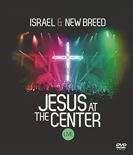 Israel-amp-New-Breed-Jesus-at-the-Center-DVD-Israel-amp-New-Breed-CD-76VG