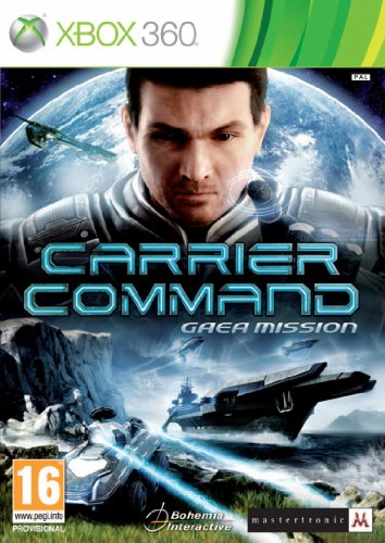 Carrier Command: Gaea Mission (Xbox 360)