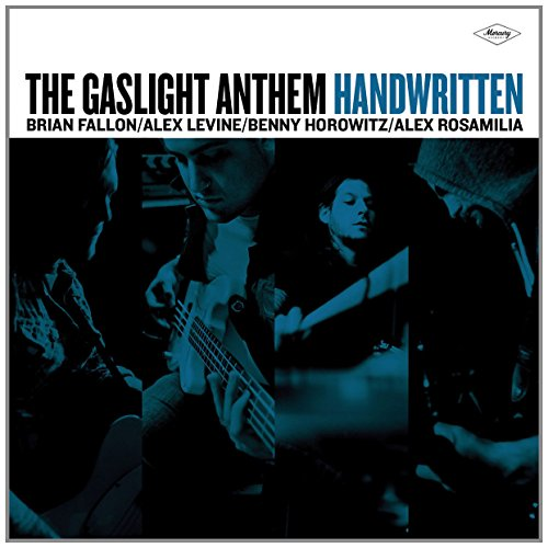 The Gaslight Anthem - Handwritten - Sealed By The Gaslight Anthem