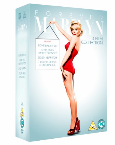 Forever Marilyn - 4 Film Collection