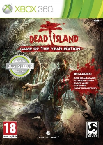Dead Island - Game of the Year Edition (Xbox 360)