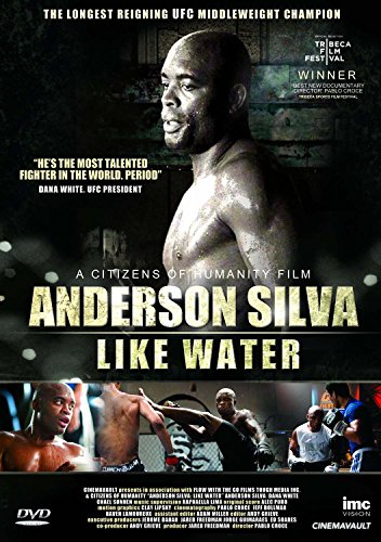 Anderson-Silva-Like-Water-Award-Winning-Film-Documentary-Of-Th-CD-FQVG