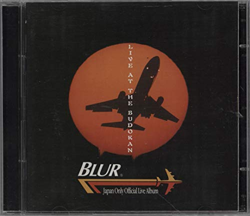 Blur - Live at the Budokan-Japan only official live album By Blur