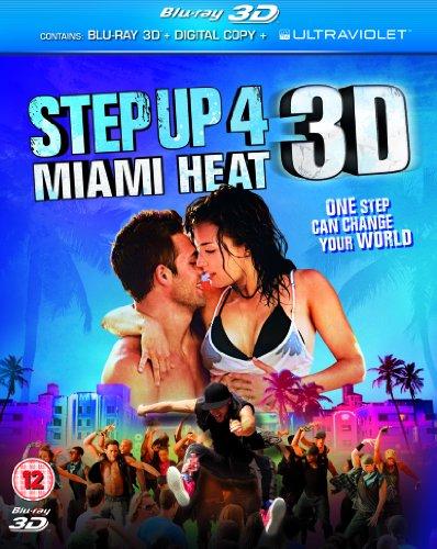 Step Up 4: Miami Heat (Blu-ray 3D + Blu-ray + Digital Copy + UV Copy)