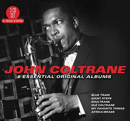 John Coltrane - 6 Essential Original Albums By John Coltrane