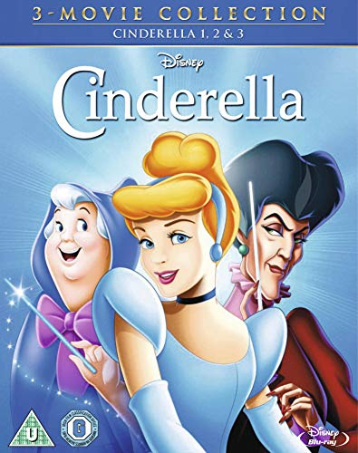Cinderella 1,2 & 3 Box Set